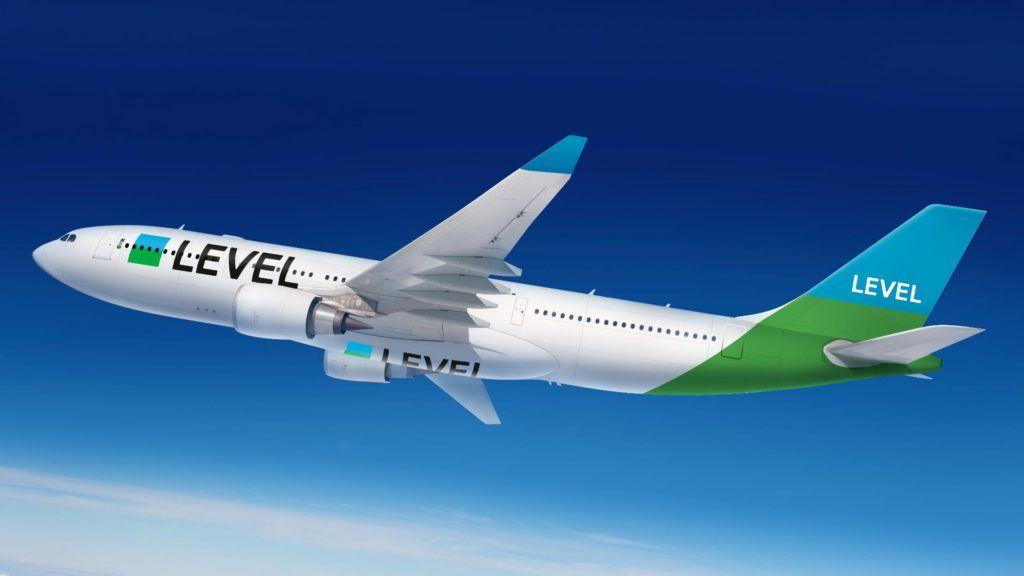 Level, la low-cost internacional, comenzó a volar desde París