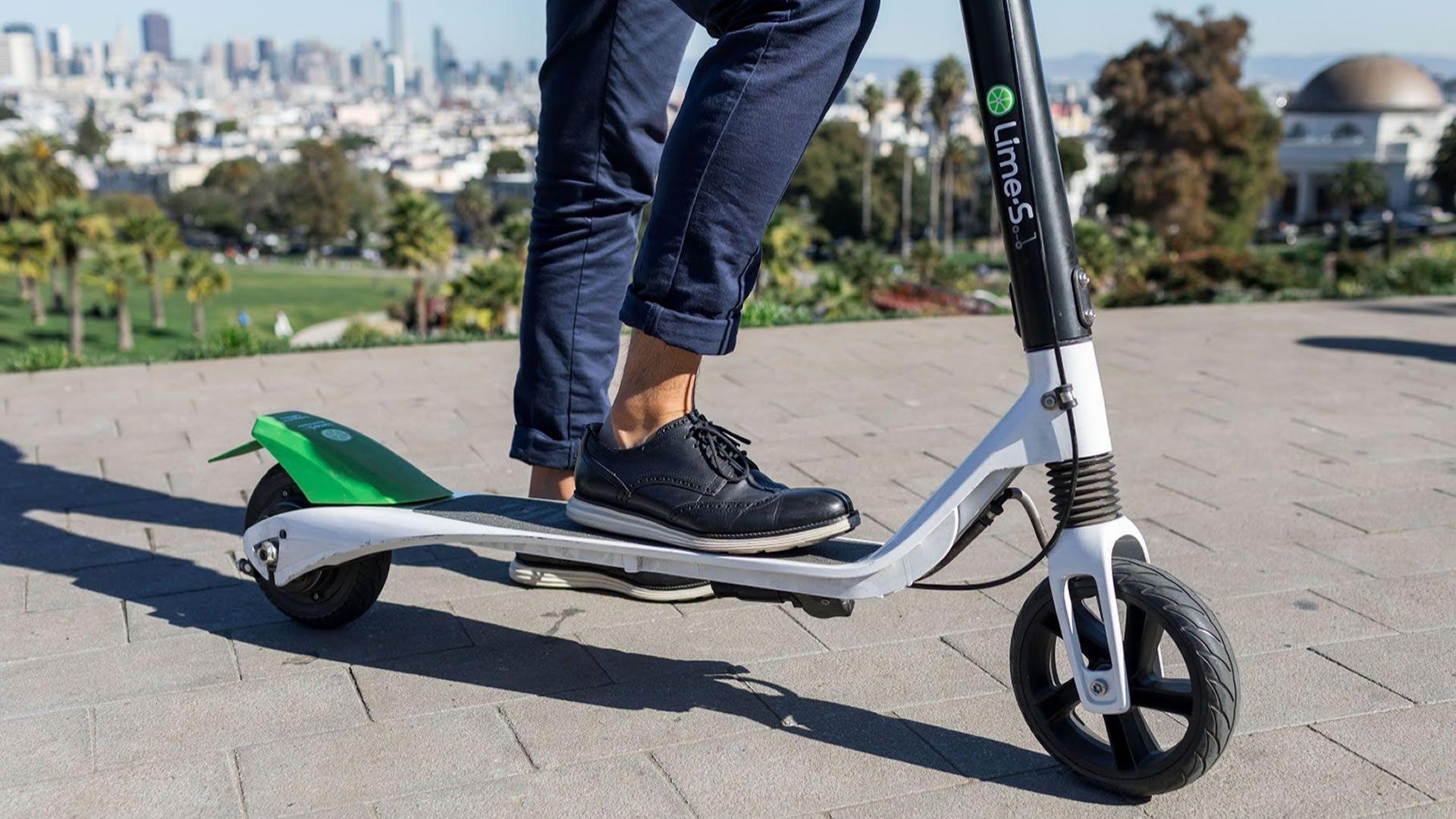 Este scooter eléctrico podría ser la movilidad en nuestro próximo viaje
