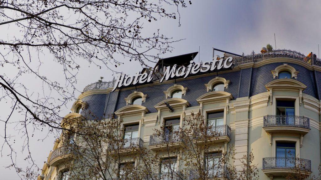 REVIEW Majestic Hotel & Spa Barcelona: 100 años de lujo y elegancia
