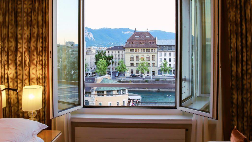 REVIEW Hotel Mandarin Oriental Ginebra: un retrato perfecto de la ciudad