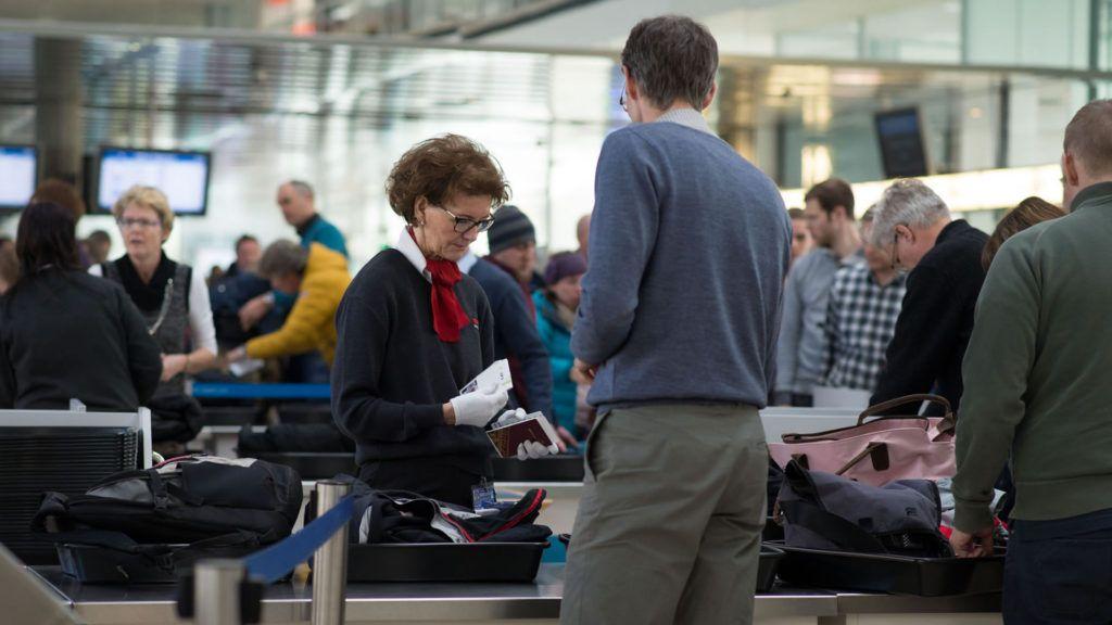 ¿Es el fin de las restricciones para llevar líquidos en el avión?