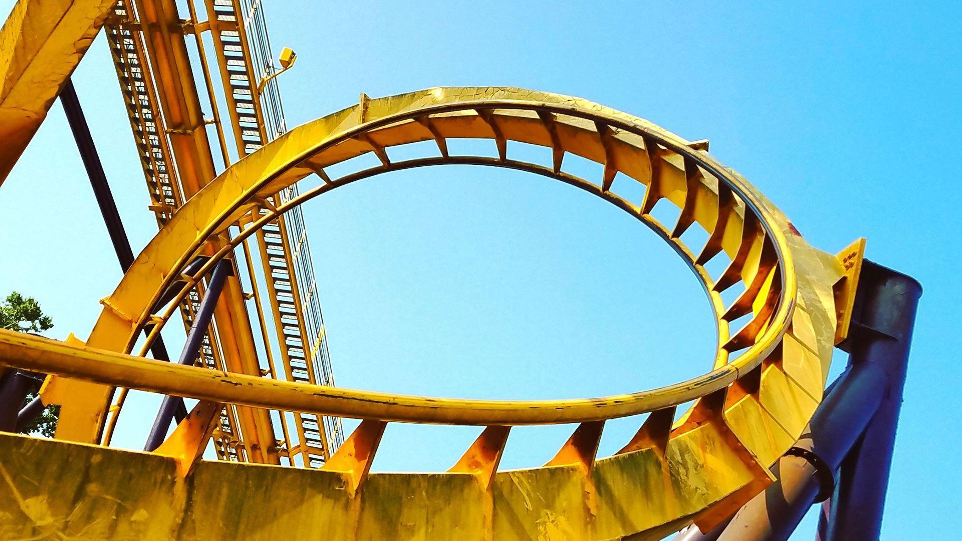 Nacer en un parque de diversiones puede traer ventajas de por vida