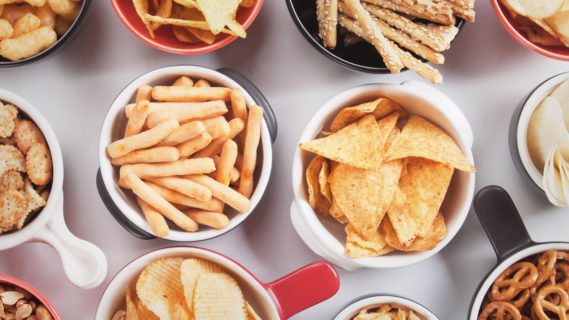Debemos quitar la comida del equipaje de mano en los controles en EE.UU.