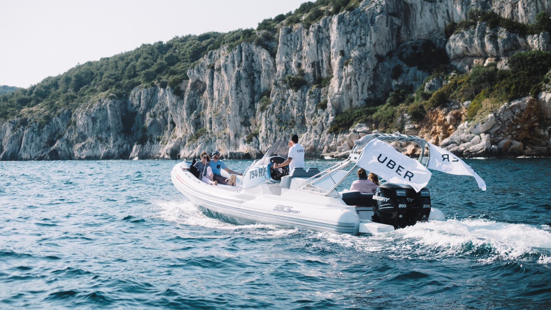 Cómo viajar a las islas de Croacia. ¿Ferry o Uber?