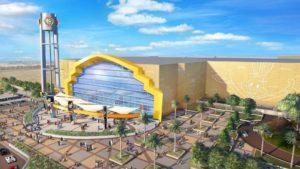 Así es el parque temático Warner Bros. Abu Dhabi: imágenes