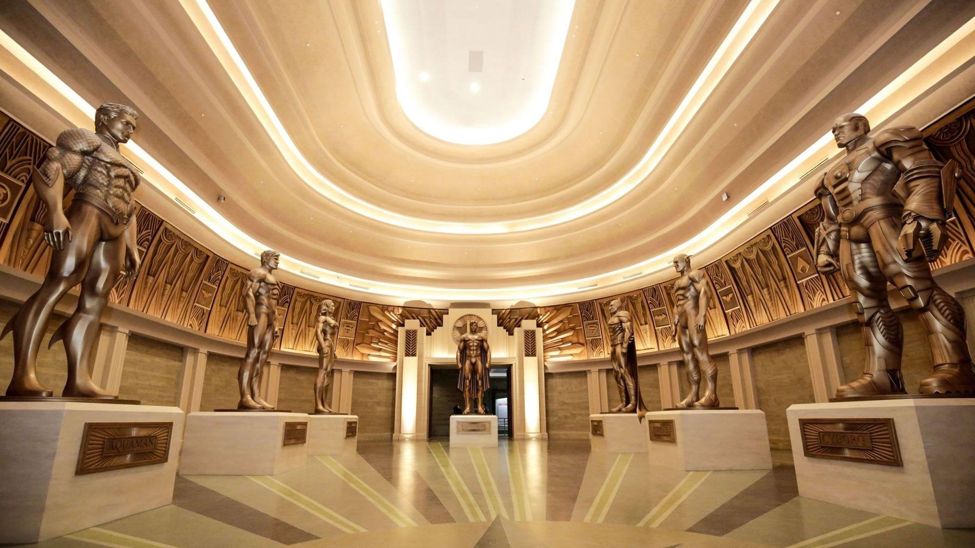 Warner Bros. World Abu Dhabi está listo para su inauguración
