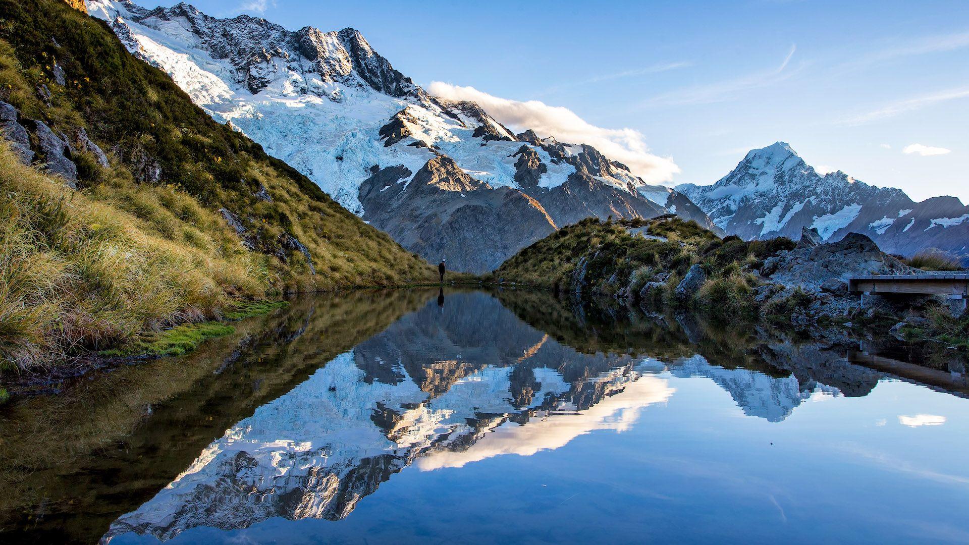 Cinco imperdibles para hacer y conocer en Nueva Zelanda