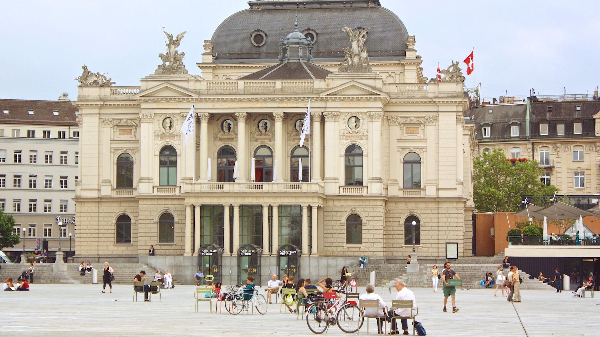 Zúrich - Suiza