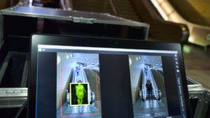 El metro de Los Ángeles escanea las personas como en los aeropuertos