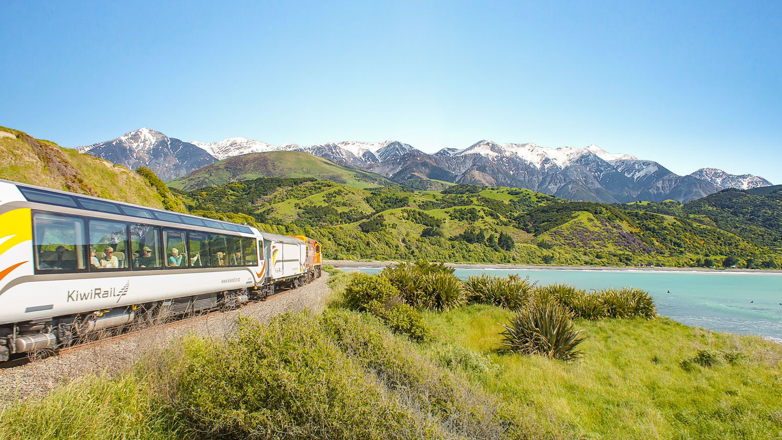 Uno de los trenes más espectaculares del mundo vuelve a funcionar