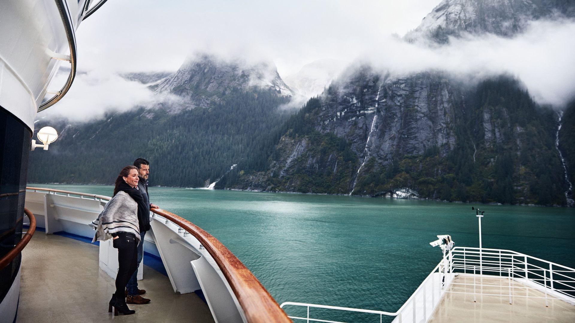 Estos son los nuevos cruceros a la Patagonia, las Islas Malvinas y los Fiordos de Chile