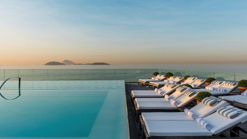 REVIEW Hotel Fasano Río de Janeiro: boutique y lujo en Ipanema
