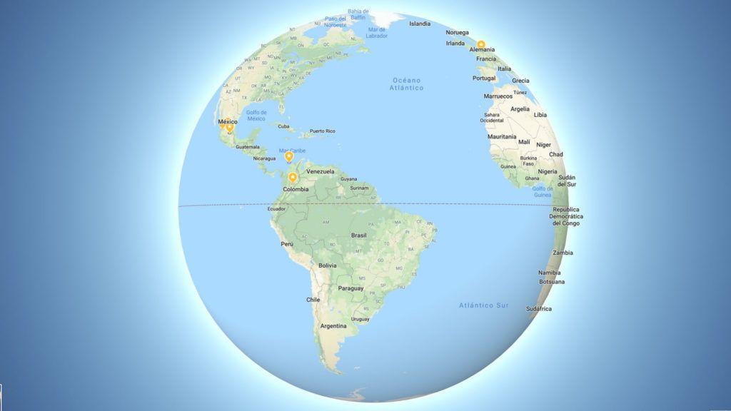 Google Maps ya no distorsiona la realidad y muestra la Tierra redonda