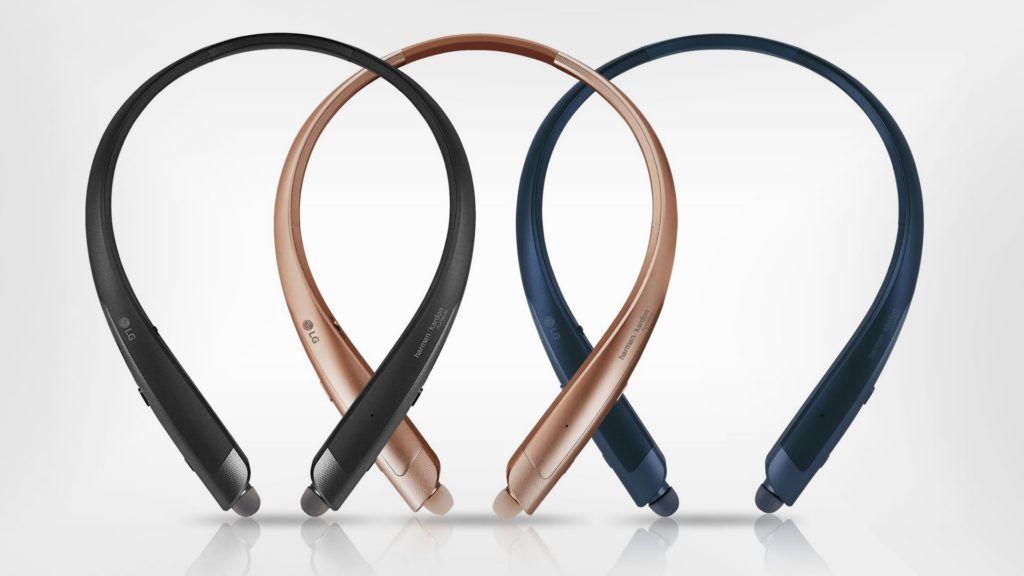 LG presentó sus nuevos auriculares con Google Assistant y traducción en tiempo real