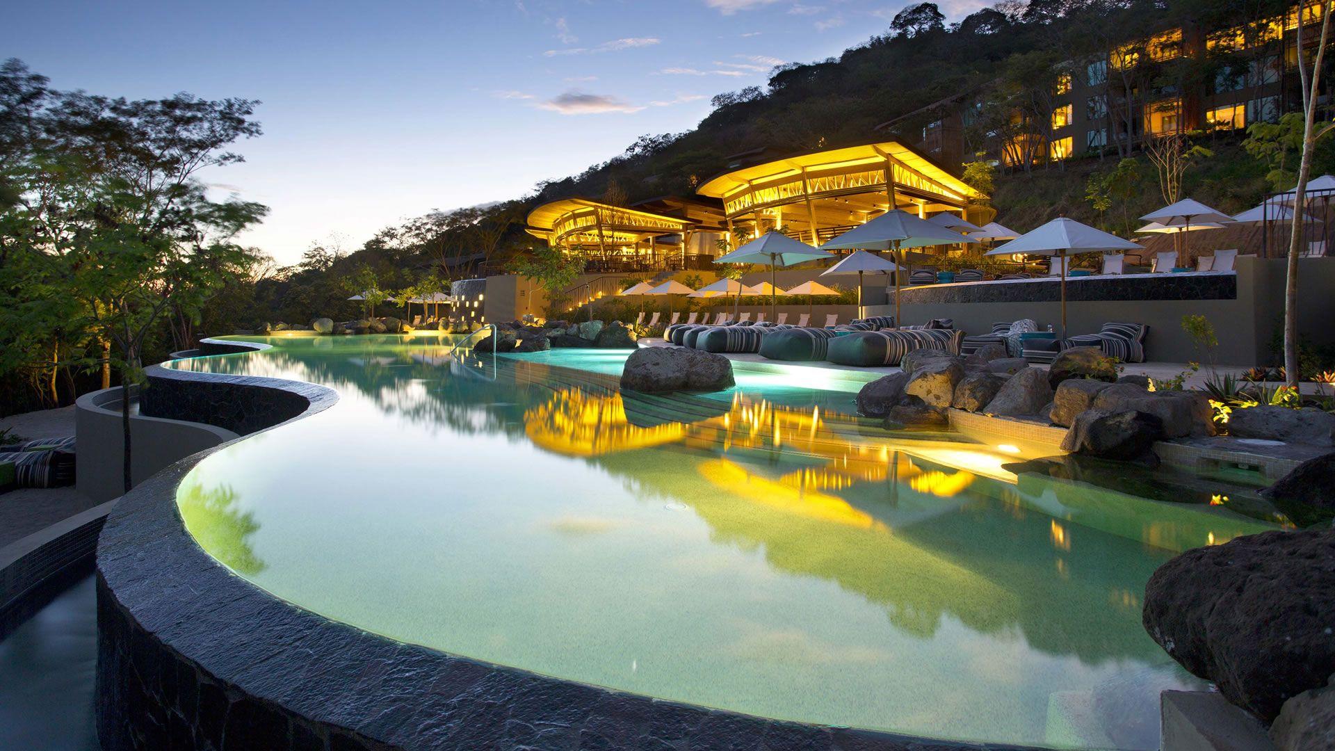 10 hoteles ideales para viajeros millonarios