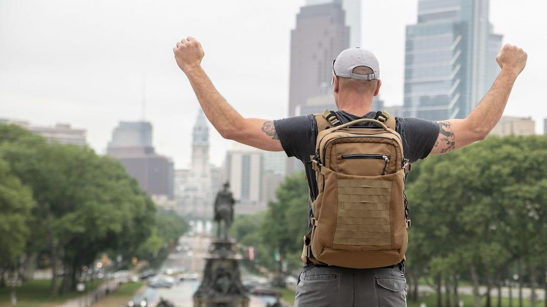 VIDEO Esta es la mejor mochila para backpackers: es flotante y liviana