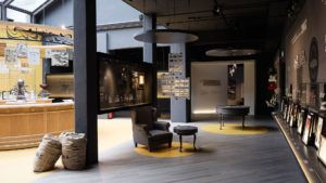 Lavazza abrió el museo del café en Italia