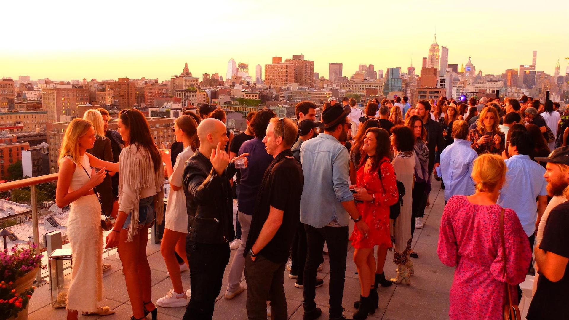 Nueva York desde las alturas: rooftop bars, piscinas y vistas imperdibles