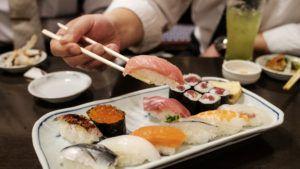 Los mejores destinos del mundo para comer sushi