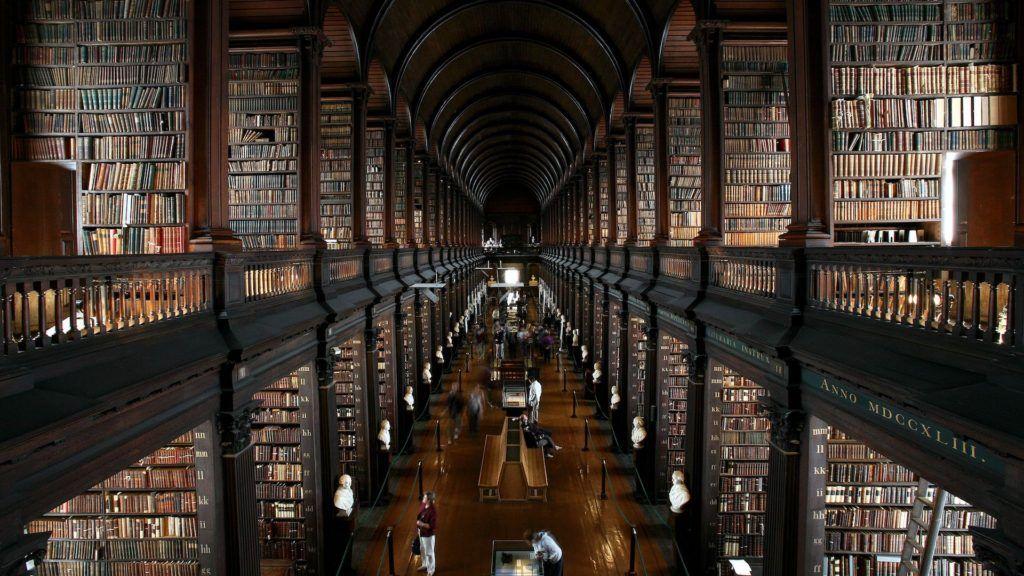 Estas son algunas de las bibliotecas más impresionantes del mundo