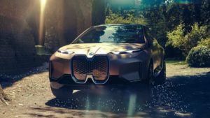iNEXT: así es el futuro de BMW