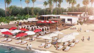 Lanzan Departure Beach: para esperar nuestro próximo vuelo en la playa