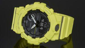 Este es el nuevo G-SHOCK G-Squad, el reloj para los amantes de los deportes