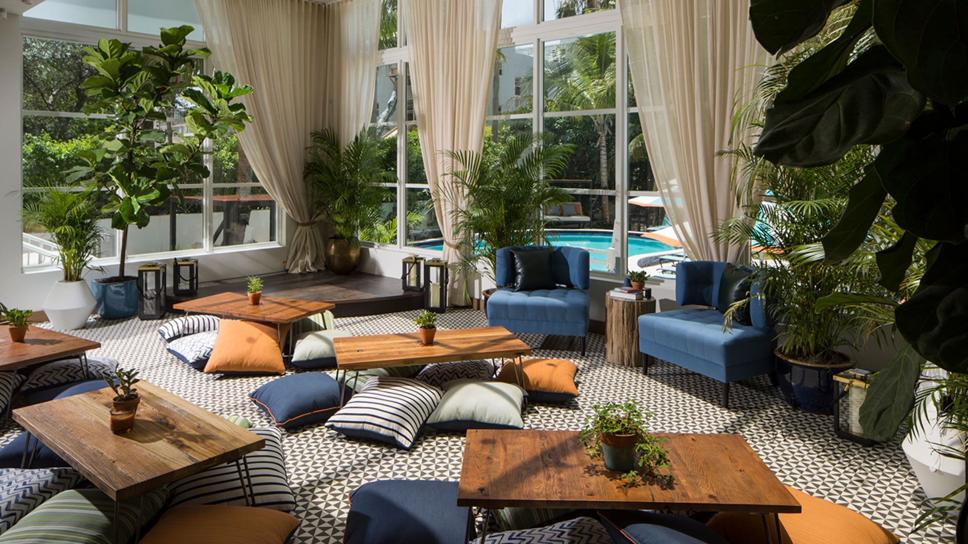 Una famosa cadena de hostels de diseño en Europa llegó a Miami