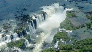 ¿Cuáles son los países más visitados de Sudamérica?