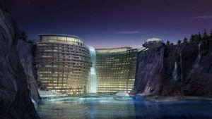 Cómo es el espectacular hotel InterContinental que inaugura en Shanghái