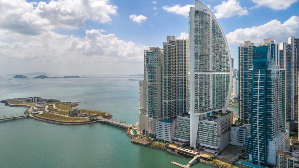 El hotel Trump Panamá se convirtió en JW Marriott Panamá