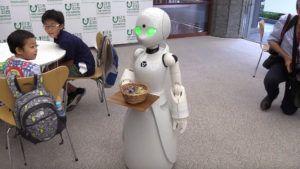 Un café en Tokio será atendido por robots: video