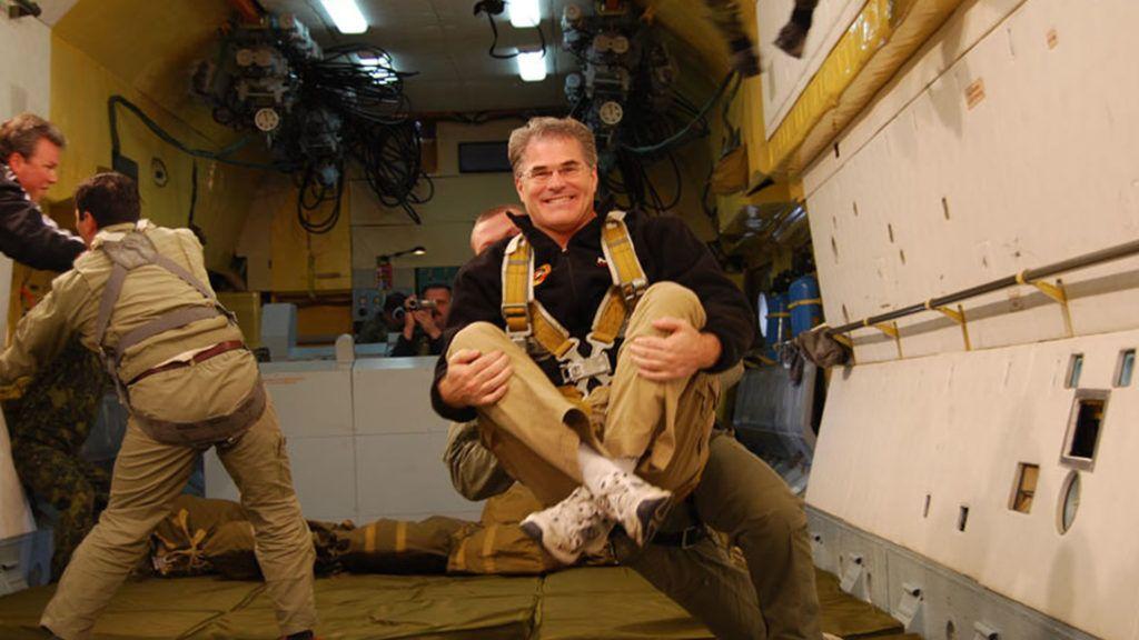 Ahora podemos entrenar como un astronauta en Rusia por 10 días