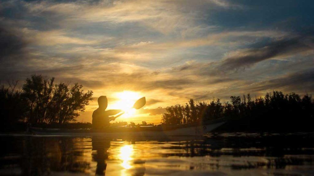 Tres opciones para desconectarse y relajarse a la vera del Río Paraná