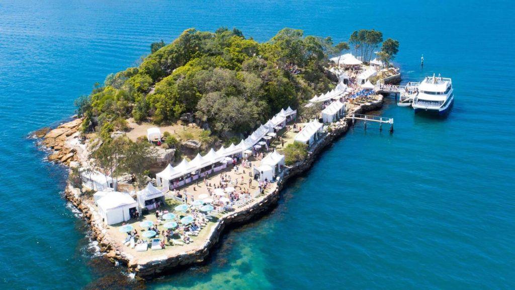 Sídney tendrá una isla dedicada al vino: Clack Island