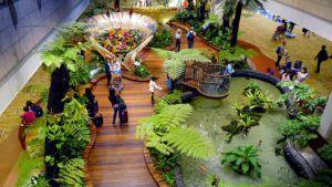 Siete aeropuertos del mundo que apuestan por el descanso y el ocio de los viajeros