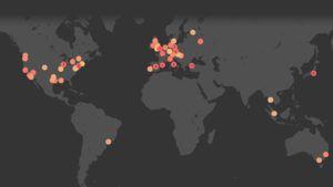 ¿Cuáles son las ciudades con más bares del mundo?
