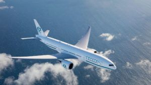El vuelo que nos permitirá celebrar el año nuevo dos veces. ¿Cuánto cuesta?