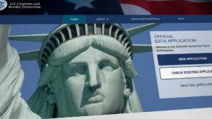 Por qué debemos leer bien al llenar el formulario ESTA para viajar a EE.UU.