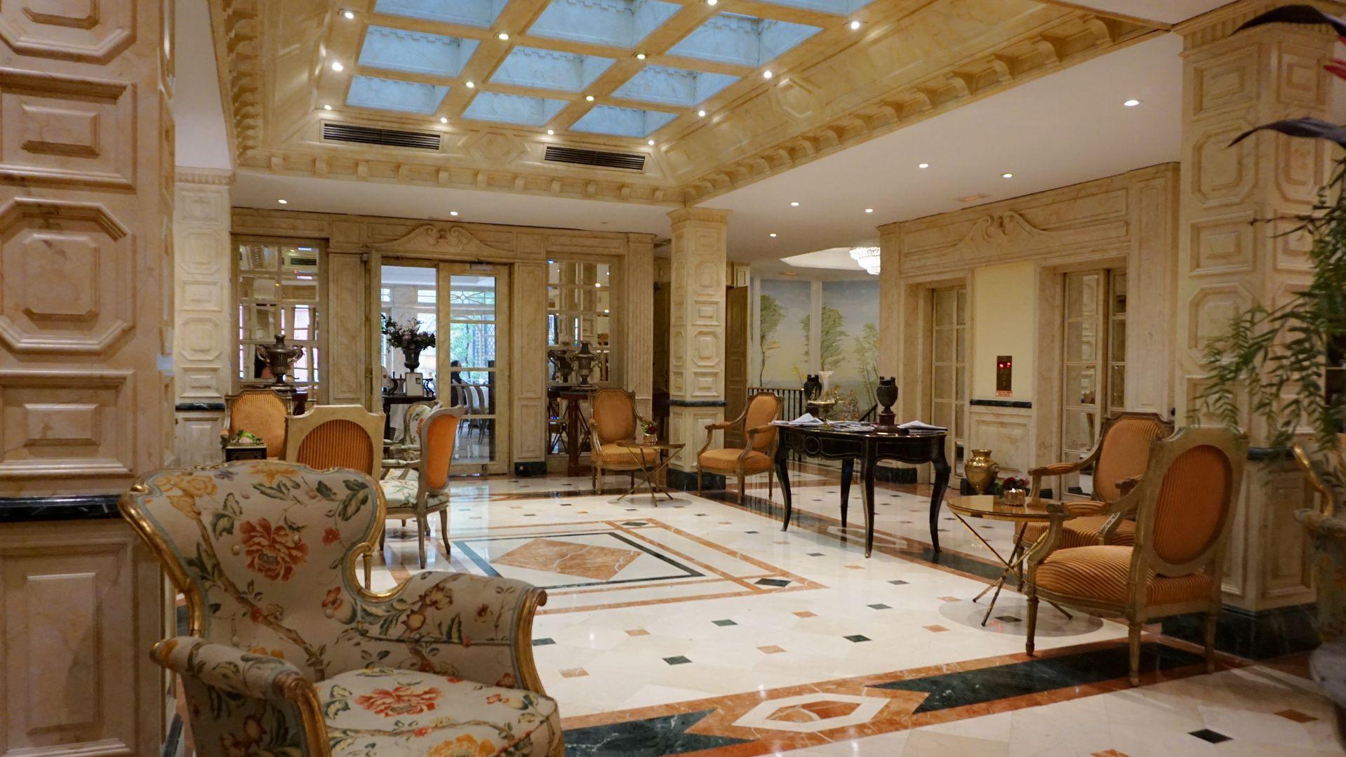 REVIEW Hotel Orfila Relais & Châteaux: una joya en el centro de Madrid