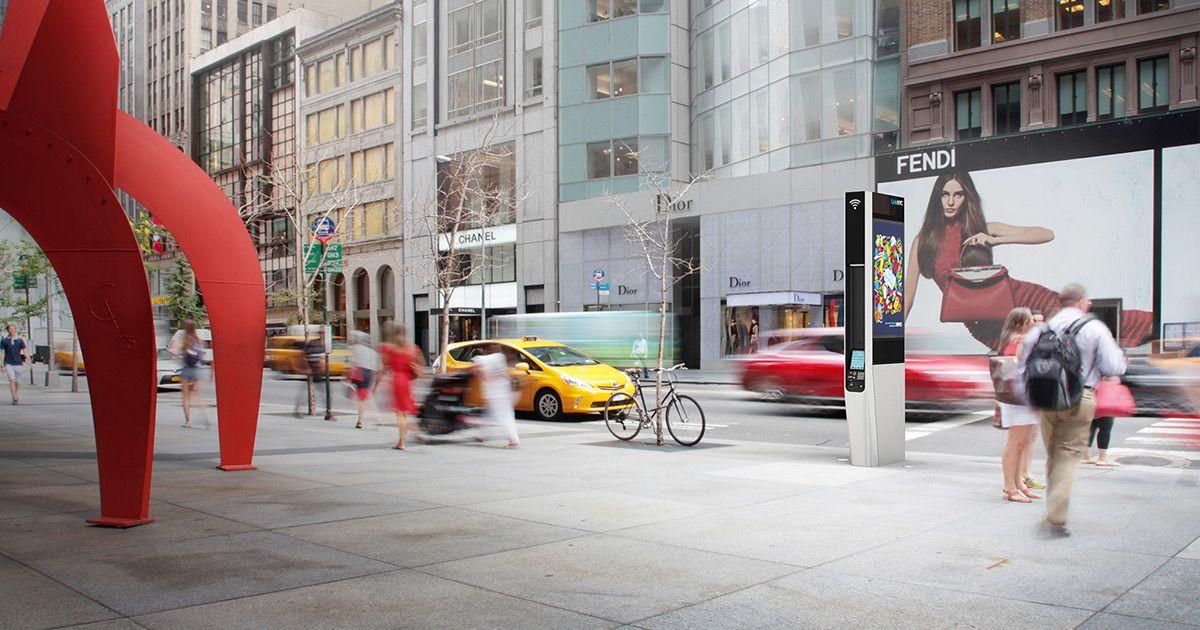 Si viajamos a Nueva York, tendremos Wi-Fi gratis en casi toda la ciudad