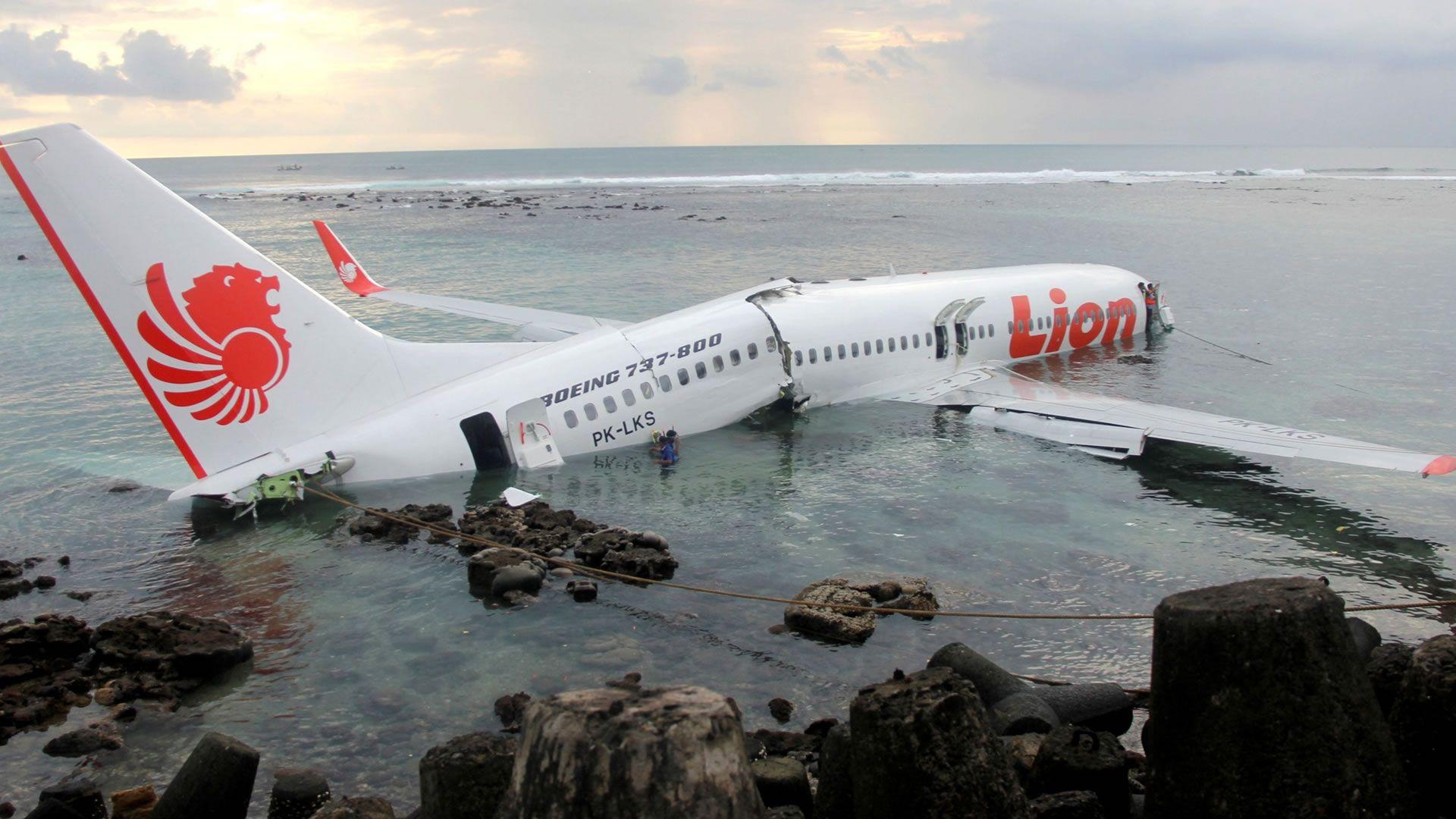 ¿Cuáles son los países con más accidentes aéreos?