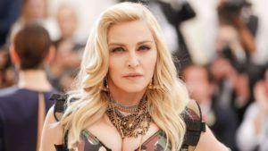 Ahora podemos quedarnos en el departamento de Madonna en Londres