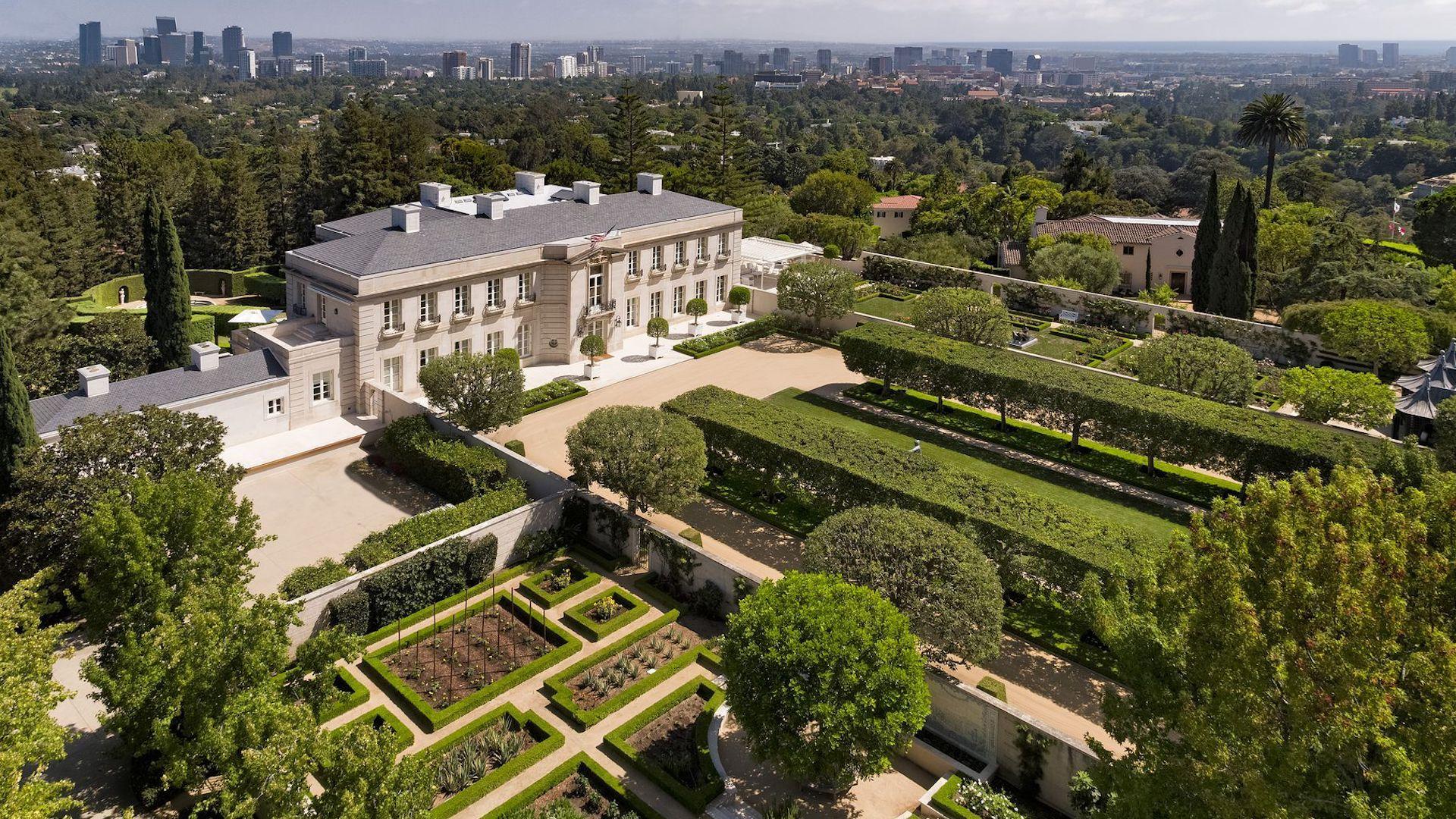 Esta es la mansión más cara de Estados Unidos. ¿Cuánto cuesta?