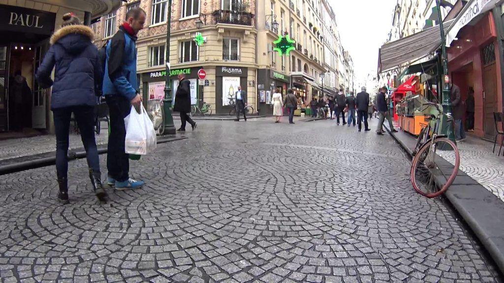 Una vez al mes, París libre de automóviles