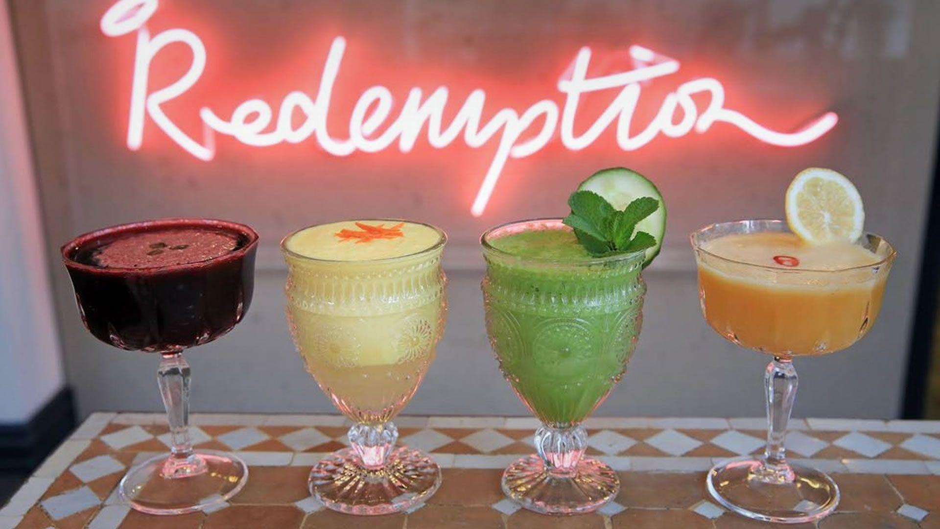 Abre en Londres el primer bar de cocktails sin alcohol