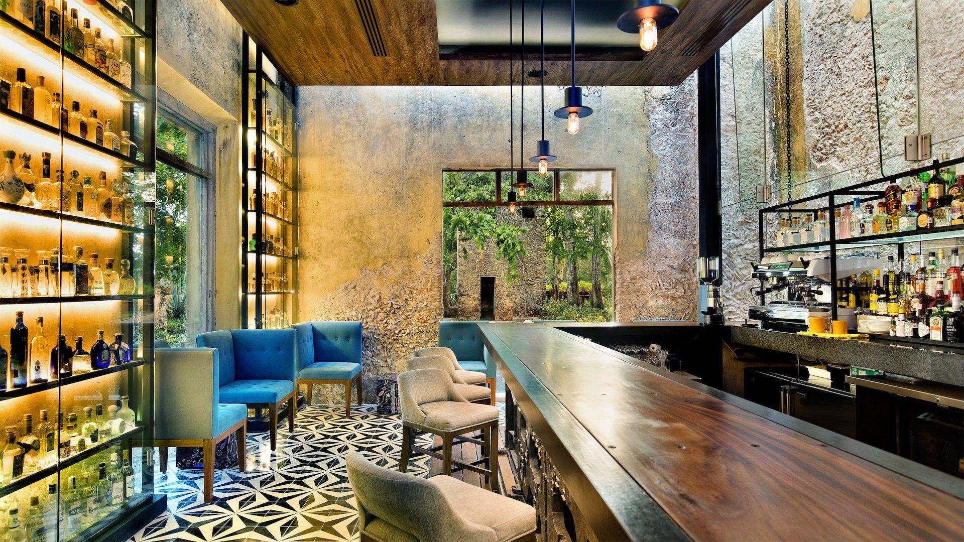 Así es Ixi'im, el restaurante más hermoso del mundo: imágenes