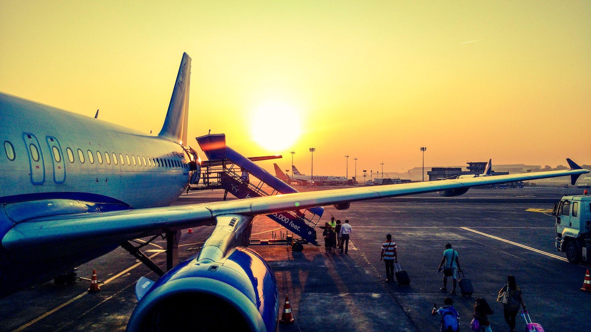 Las líneas aéreas más y menos puntuales de Estados Unidos