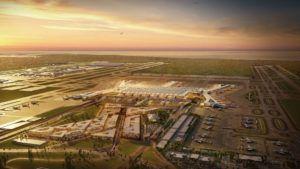 El aeropuerto más grande del mundo está en Estambul, con un tamaño mayor al de todo Manhattan