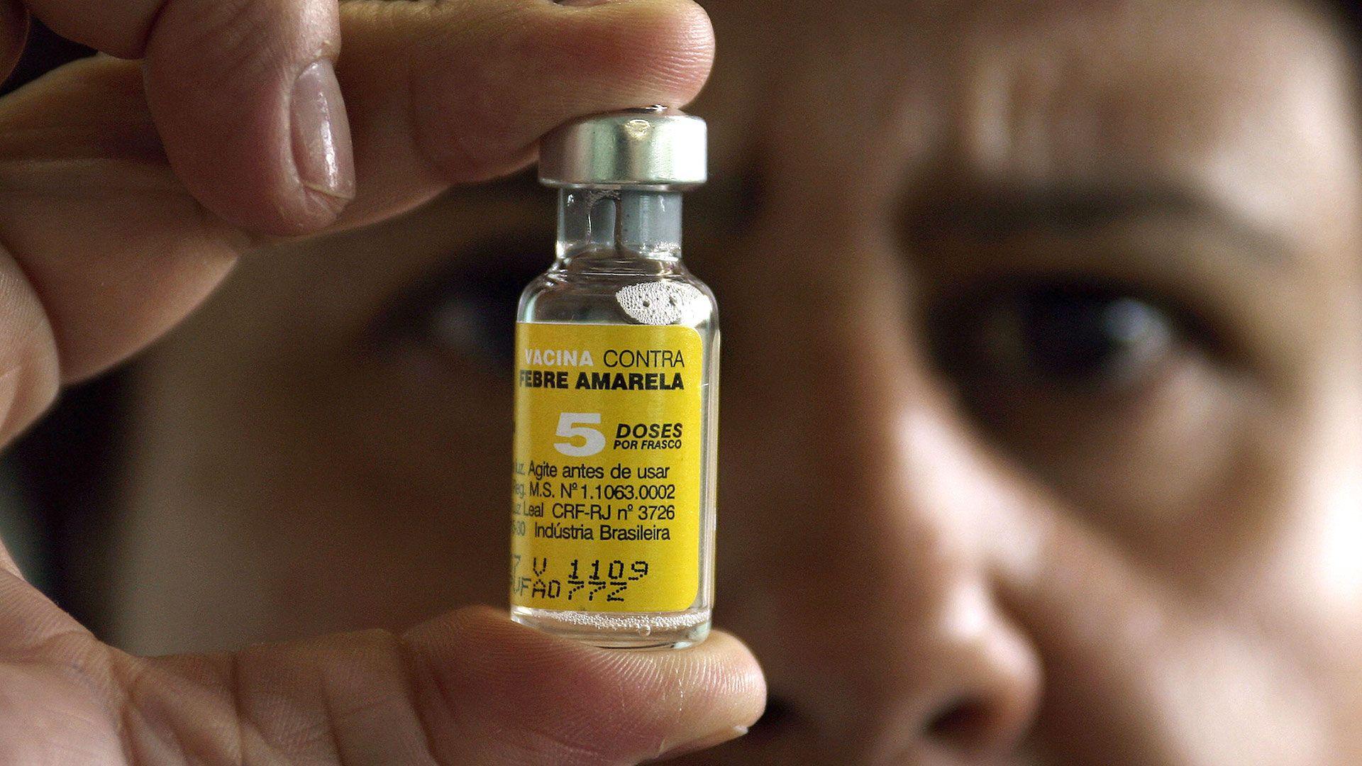 Estos son los países que exigen certificado de vacunación contra la fiebre amarilla